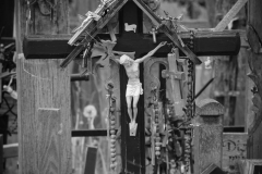 Hora křížů (Hill of Crosses)