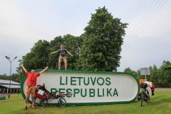 Náš 1. stát - Litva