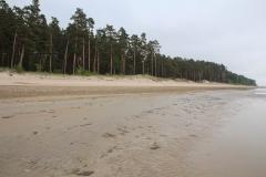 Baltské moře - u města Pärnu