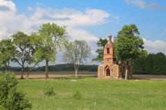 Ne všechny kostely přežily sovětskou éru.