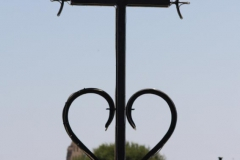 Symbol městečka Saintes Maries de La Mer