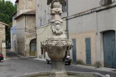 Fontána du Cormoran