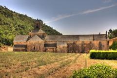 Abbaye de Senanque - klášter