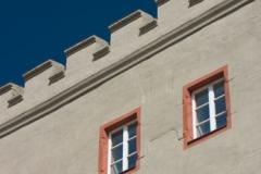 Detail domu na Haidlplatz