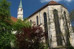 Dominikanerkirche - Dominikánský kostel