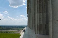 Walhalla tyčící se nad Dunajem