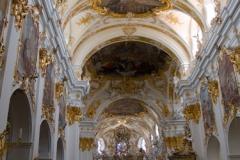 Regensburg - Barokní Stará kaple (Alte Kapelle)