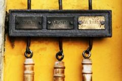 Zvonky na Mozartově rodném domě