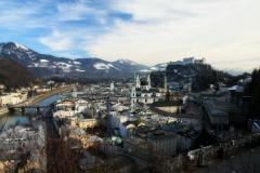 Panorama Salzburgu