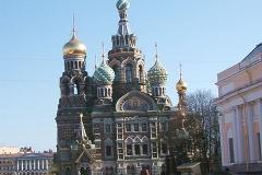 Typický ruský kostel