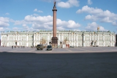 Zimní palác - Hermitage