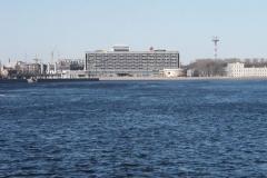 Náš hotel-největší v Petrohradě