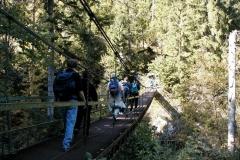 Most přes řeku Hornád