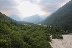 Údolí řeky Soči