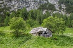 Stará horská chata