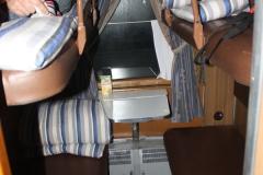 Spací vagón, kde jsme spali