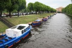 Petrohrad je malý Amsterdam.