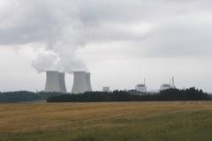 7.den - kolem další jaderné elektrárny (Temelín)