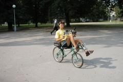 Tohle je jeho kolo