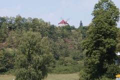 Větrný mlýn v Balcarce