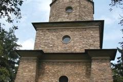 Vyhlídková věž Babylon 491 m.n.m.