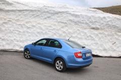 3 metry sněhu v červnu