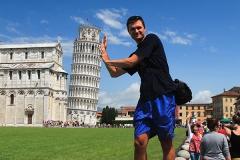 Věž Pisa