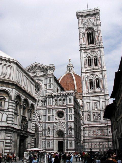 Katedrála Santa Marie del Fiore (Svatá Marie Květná)