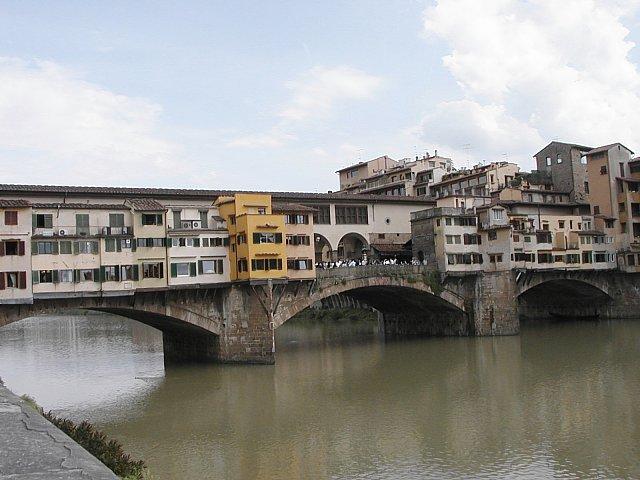 Starý most (Ponte Vecchio)