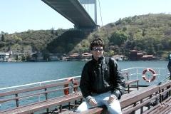 Most spojující Asii a Evropu