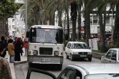 Dolmuš - turecké autobusy
