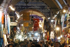 Turecký trh (Kapali Carsi)