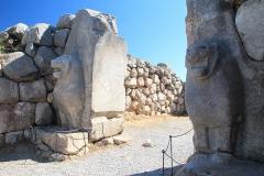 Boğazkale / Hattusa - sídlo chetitské říše