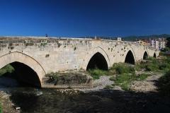 Starý most ve městě Tokat