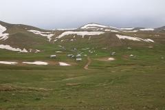 Osada ve výšce 2300 metrů. Zima tu musí být krutá.