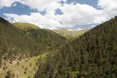 Další přejezd neznámými horami nebudu riskovat a raději pojedu po asfaltce údolím a opět nahoru.