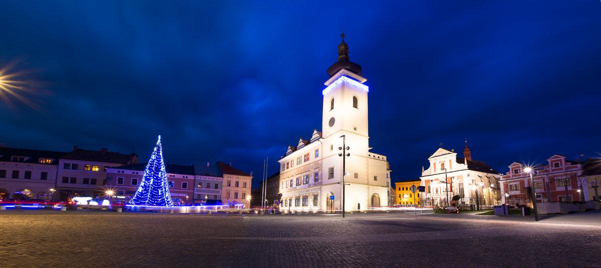 Náměstí v Mladé Boleslavi
