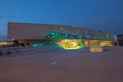 Phaeno - centrum vědy a techniky