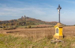 Český ráj - Trosky a boží muka