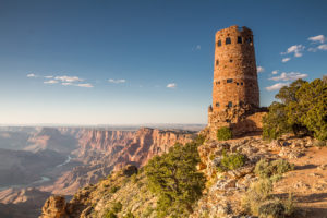 Grand Canyon a Desert View Watch Tower
