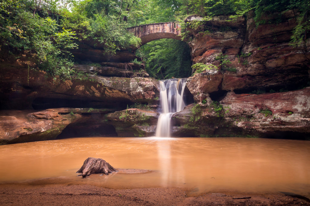 Hocking Hills - Upper Falls