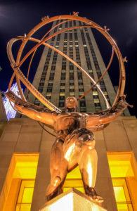 New York City - Atlas